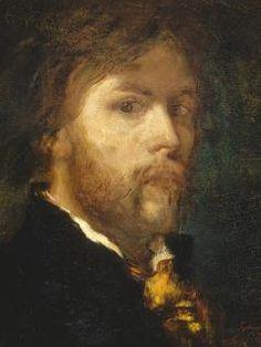 Gustave Moreau - Selfportrait