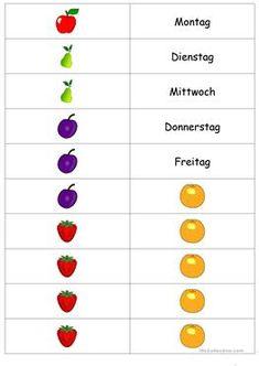 Die kleine Raupe Nimmersatt   Deutsch   Pinterest   Kindergarten and ...
