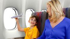 Enfants en avion : trucs gagnants pour voyage réussi!