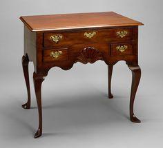 Dressing Table, c 1750, Newport,Rhode Island
