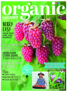 ABC Organic Gardener preps you for busy days in the spring garden. Grow delicious brambleberries for summertime sweetness, discover the colourful world of heirloom corn, and plant flowers to bring bees buzzing into your patch. Plus, we continue our war on waste – visiting a family working hard towards zero waste, and sharing achievable tips for every household. Working Hard, Grow Your Own, Spring Garden, Amazing Flowers, Zero Waste, Garden Art, Organic Gardening, Perennials, Bees