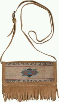Fringe purse: Christmas wishlist