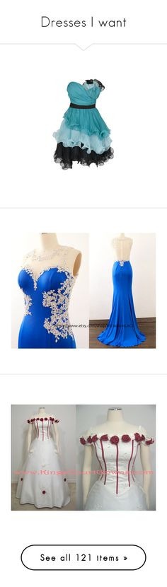 """Dresses I want"" by scarlettbridge ❤ liked on Polyvore featuring dresses, vestidos, short dresses, blue dresses, short blue cocktail dresses, blue color dress, aqua blue color dress, blue cocktail dress, aqua cocktail dresses and gowns"