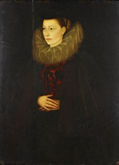 The Royal Collection: Portrait of a Woman, previously identified as Jane Shore (d1527?)