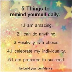 Things I love about Myself..BLC26 Spa Blog