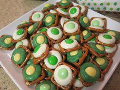 fun St. Patricks Day treats and snacks to make