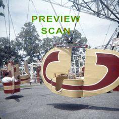 Baltimore in the 1960s | 1960s Gwynn Oak Park, Woodlawn MD Amusement Park Original 120 Format ...