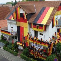 A true German football fan!!!