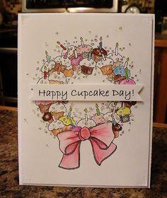 What's on My Kitchen Counter: Cupcake Birthday