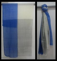 100% wool stole,  hand woven, available in many colours