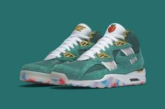 Nike Releases Air Trainer SC High Paying Tribute to the 1996 Olympics