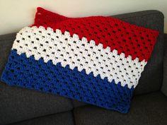 nedelandse vlag breiwerk