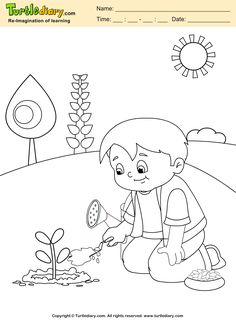 Exclusive Image of Community Helpers Coloring Pages Community Helpers Coloring Pages Community Helpers Coloring Pages For Kindergarten Great Growing Earth Day Coloring Pages, Coloring Pages Nature, Spring Coloring Pages, Free Coloring Pages, Coloring Books, Drawing Lessons For Kids, Art Drawings For Kids, Easy Drawings, Coloring Pictures For Kids