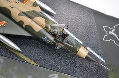Mirage 3 CZ Scale Model Cockpit