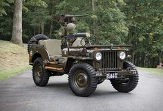 1951 Willys M38 Jeep | Image