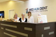 Med Hun Dental Zahnklinik in Ungarn Storage Chest, Dental, Healthy Teeth, Local Dentist Office, Dentistry, Ultrasound, Health, Teeth, Dentist Clinic