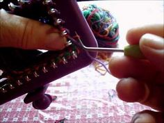 """The Loom Knitters Sockumentaries are an accompaniment to the book """"Socks of All Sorts for Loom Knitters. These videos will help you understand techniques tha. Knitting Loom Socks, Knifty Knitter, Loom Knitting Projects, Loom Knitting Patterns, Finger Knitting, Knitting Videos, Knit Socks, Rainbow Loom, Yarn Crafts"""