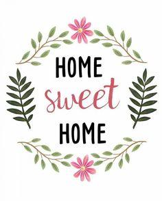 HOME seweet HOME 예쁜 홈 꾸미기! 집 곳곳 꾸미기 진행중이라면 사랑스러운 컬러로 조합된 라벨 ...