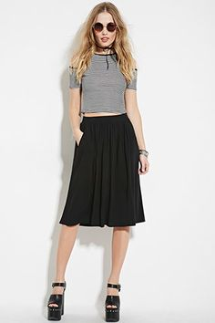 Bottoms - Skirts - Midi + Maxi | WOMEN | Forever 21