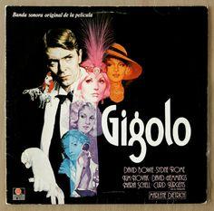 JUST A GIGOLO - ORIGINAL SOUNDTRACK (1979)