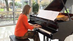 """Anna Sutyagina plays Gaby Kapps: """"A Brief Nocturne (for a Lonely Night) ..."""