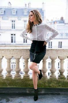 Parisian Pretty by Olivia Palermo