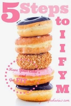 The Good Life Diaries: Fitness Friday - IIFYM (If It Fits Your Macros) #weightlossrecipes