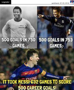 King Leo Ronaldo Memes, Messi Vs Ronaldo, Ronaldo Football, Soccer Jokes, Football Jokes, College Football, Lionel Messi Barcelona, Barcelona Football, Messi Pictures