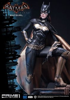 ArtStation - Batgirl - Prime1, Nillo Samyr