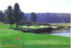 running y ranch golf - Near Klamath Falls, Oregon
