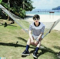 BTS Summer vacation 2015 Jin