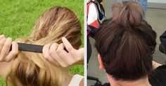 We Tried The Magic Bun Maker And Now We're Never Leaving Our Hair Out Again