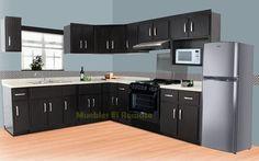 11 veces he visto estas grandes cocinas grandes modernas. Simple Kitchen Design, Kitchen Room Design, Home Decor Kitchen, Interior Design Kitchen, Kitchen Cupboard Designs, Diy Kitchen Storage, Kitchen Layout Plans, Kitchen Modular, Cuisines Design