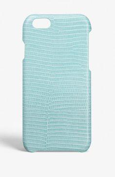 The Case Factory - Lizard Aquamarina iPhone 6 Plus (102468)