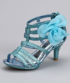 These are toddler heels. rachel would love these.