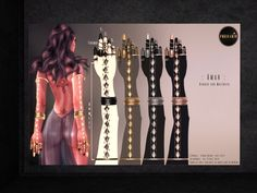 PROMAGIC - jewelry gacha, 60L per playItem 34 of 49 Amar Jewelry Gacha, mesh body compatible, 16 commons, 3 rares, 1 ultra rare, 60L per play.  How Kink(Y) Can You Get? | Seraphim.