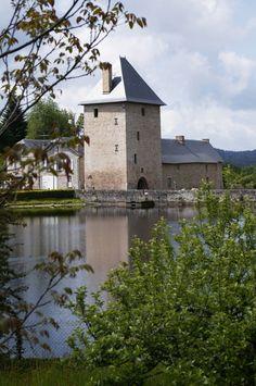 Rendez-vous à Peyrat-le-Château dans le département de la Haute-Vienne