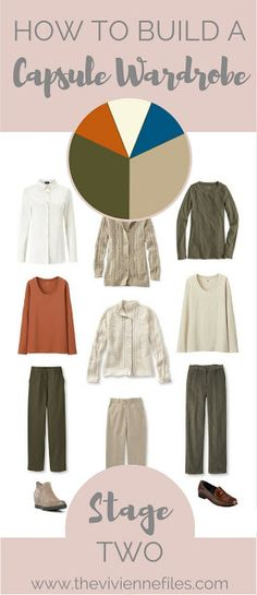 How to Build a Capsule Wardrobe: Starting From Scratch, Stage 2