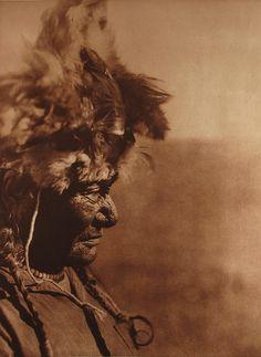 Blackfoot, 1926.  Edward S. Curtis