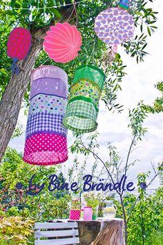 Garten – Bine Brändle – Keep up with the times. Flower Power, Diy And Crafts, Paper Crafts, Cottage Garden Plants, Garden Art, Design Your Dream House, Party Lights, Farm Gardens, Amazing Gardens