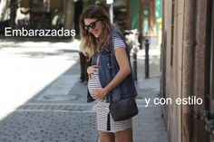 Look embarazada. My Daily Style. http://cocktaildemariposas.com/2014/07/25/blogger-moda-embarazada/