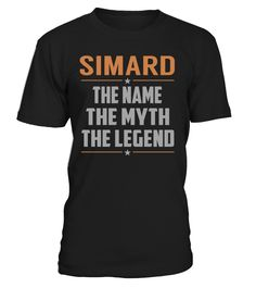 SIMARD - The Name - The Myth - The Legend #Simard