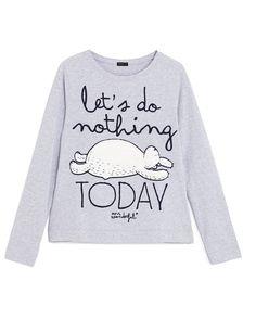 Lazy? Pijama de Oysho