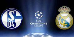 Schalke 04 – Real Madrid streaming live e formazioni