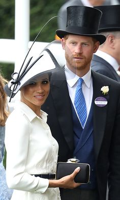 Royal Ascot 2018: All the best photos – Meghan Markle, Prince Harry and more