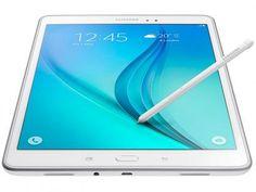 """Tablet Samsung Galaxy Tab A 8.0 16GB 8"""" 4G Wi-Fi - Android 5.0 Quad-Core Câm 5MP + Frontal 2MP GPS com as melhores condições você encontra no Magazine Ciabella. Confira!"""