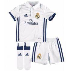 15,80 € Camisetas del Real Madrid para Niños Home 2016 2017