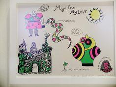 / 1968 / Une année fluo pour Niki de Saint Phalle / Grand Palais