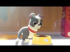 The Making of Disney Short Film 'Feast' - YouTube