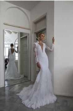 Bellos vestidos de novias | Colección Riki Dalal